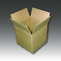 Stock Corrugated Boxes